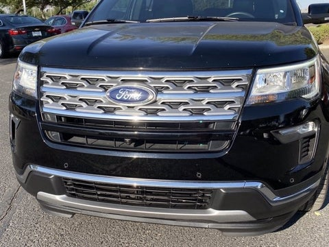 Ford Dealership Surprise Az >> 2018 Ford Explorer Limited - Kia dealer in Phoenix AZ ...