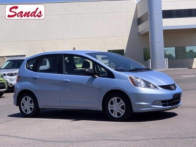 2009 Honda Fit 5dr HB Auto